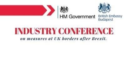Industry Conference  on measures at UK borders after Brexit