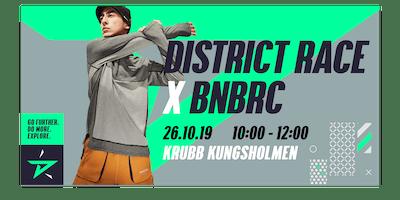 BNBRC x District Race Stockholm