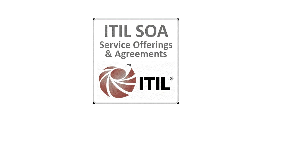 ITIL - Service Offerings And Agreements (SOA) - Pro 5 Days Training in Rotterdam