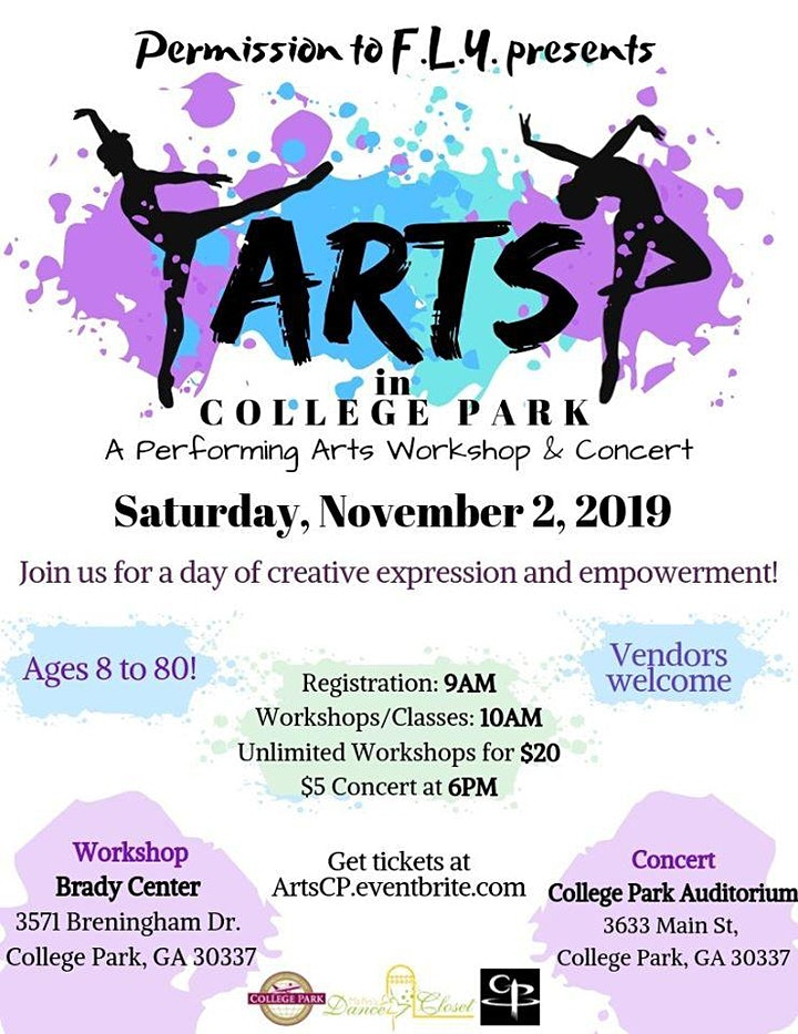 The Arts in College Park image