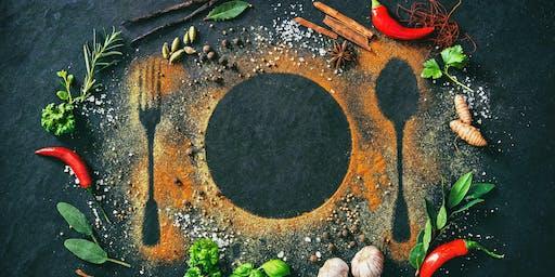 Gedankenfutter - Philosophisches Culinarium  5-Gang-Menü mit Weinbegleitung