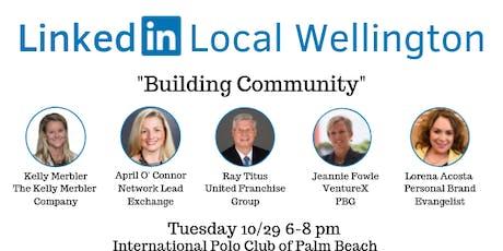 LinkedIn Local Event Wellington tickets