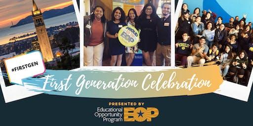 First Generation College Celebration
