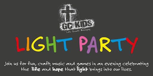 GC Kids Light Party