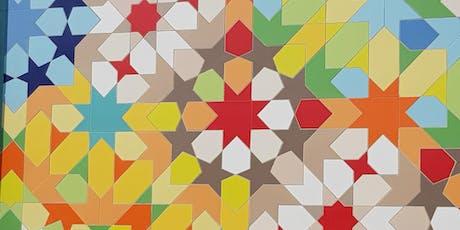 Workshop: Islamitische Geometrische Patronen tickets