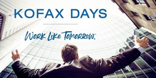 Kofax Day - Stuttgart