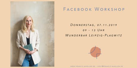 Facebook Workshop Tickets