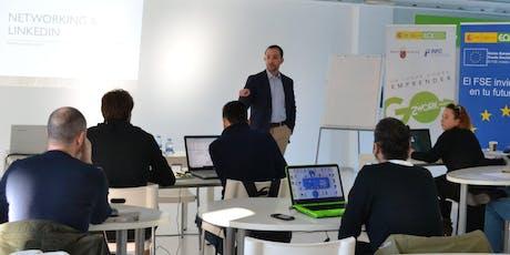 Seminario: Uso del LinkedIn para científicos emprendedores del sector salud entradas