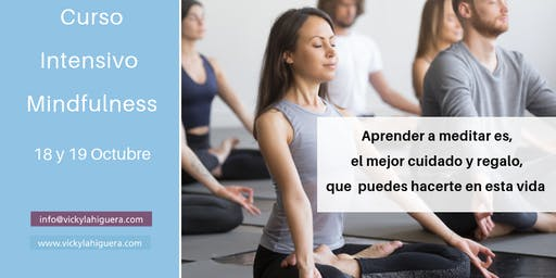 Curso Intensivo Mindfulness Madrid