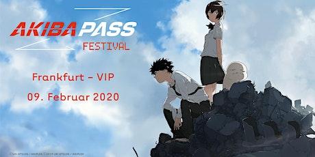 AKIBA PASS FESTIVAL 2020 - Frankfurt - VIP Tickets