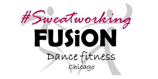 #Sweatworking with FUSiON Dance Fitness - BLACKSBURG, VA