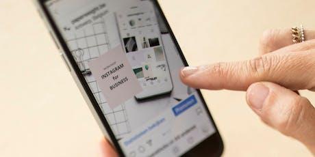workshop 'Instagram for Business' tickets