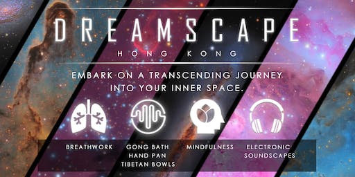 DREAMSCAPE: Embark on a transcending journey into