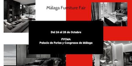 Profesionales - Málaga Furniture Fair entradas