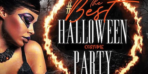 The Biggest Halloween Costume Party
