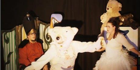 """Somnis Teatre: """"EL SOLDADITO DE PLOMO Y LA BAILARINA"""" CULTURA EN BARRIOS entradas"""
