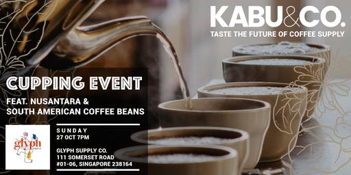 Cupping Event | Taste The Future of Coffee Supply