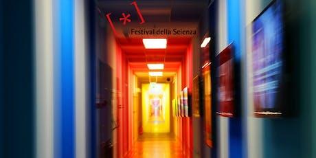 Festival della Scienza - Intelligenza artificiale e sostenibilità - Erzelli biglietti