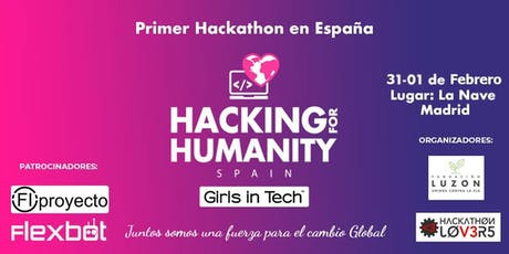 Hacking for Humanity tickets
