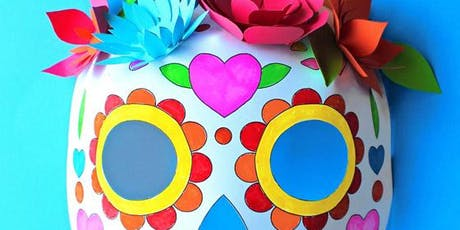 Half Term Mexican Mask Making Workshop tickets