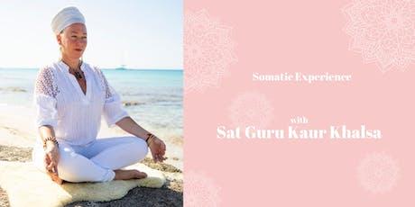 Somatic Experience with Sat Guru Khalsa tickets