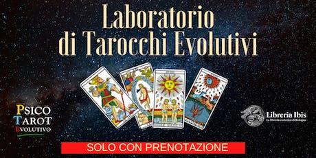 Laboratorio di Tarocchi Evolutivi - Alessandro Latrofa biglietti