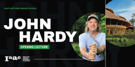 IAAC Opening Lecture 2019 // John Hardy