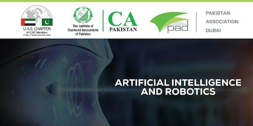 Artificial Intelligence and Robotics| 26 October 2019| Shangri-la Hotel Dubai
