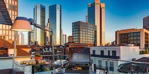 LES MILLS Seminar über den Dächern Frankfurts