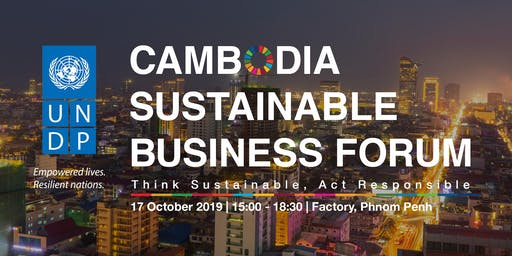 Cambodia Sustainable Business Forum