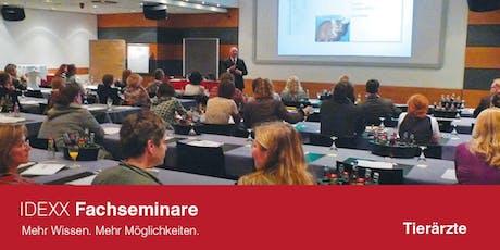 Seminar für Tierärzte in Grünwald (bei München) 04.12.2019: Pankreasspezifische Lipase - Immer einfach zu interpretieren bei Hund und Katze? Tickets