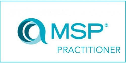 Managing Successful Programmes – MSP Practitioner 2 Days Virtual Live Training in Eindhoven