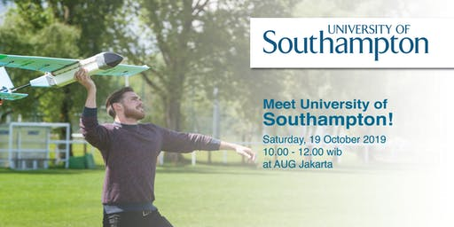 Meet University of Southampton!