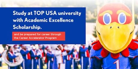 Shorelight Study At Top USA University With Academic Excellence Scholarship tickets