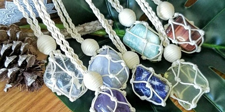 Macrame Crystals tickets