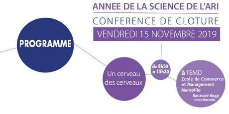 Conférence année de la science ARI billets