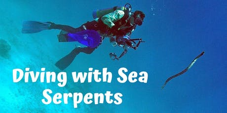 Diving with Sea Serpents tickets
