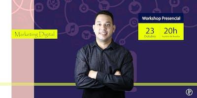 [Workshop Gratuito] Marketing Digital Eficaz 23/10/2019