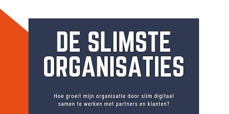 De Slimste Organisaties - Digitaal samenwerken met Salesforce tickets