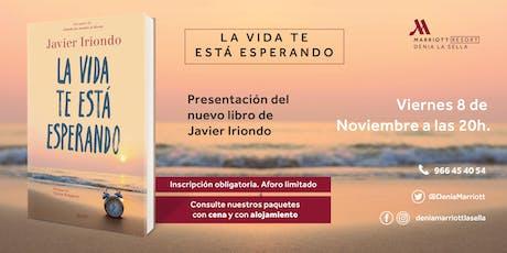 Conferencia-Presentación libro de JAVIER IRIONDO:  entradas