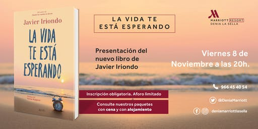 Conferencia-Presentación libro de JAVIER IRIONDO: