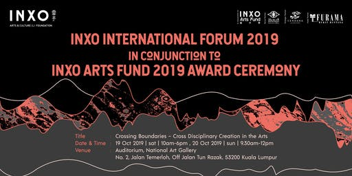 INXO INTERNATIONAL FORUM 2019