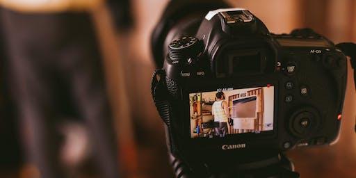Intro to filmmaking with Euella Jackson
