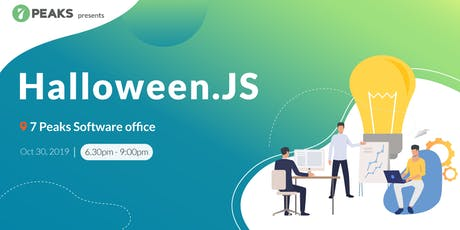 Halloween.JS tickets