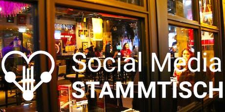 18. Social Media Stammtisch Duisburg Tickets