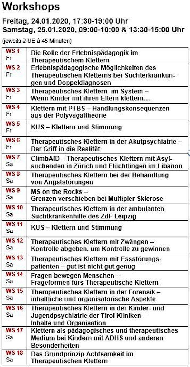 Therapeutisches Klettern bei  psychischen  Erkrankungen: Bild