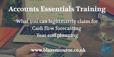 Accounts Essentials Training