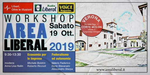 Workshop Area Liberal - Corte Molon - Verona