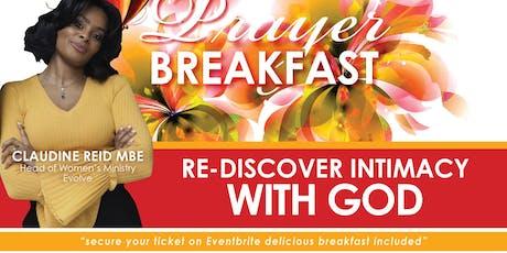Evolve Prayer & Breakfast tickets