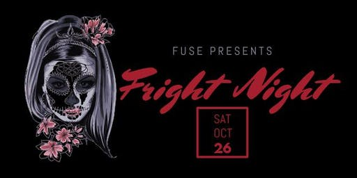 Fright Night at Fuse. A Portland Halloween Party.
